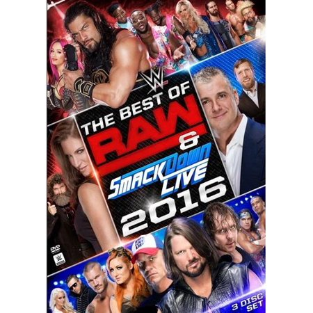 Wwe: The Best of Raw & Smackdown 2016 (Other) - Wwe Smackdown Divas Halloween
