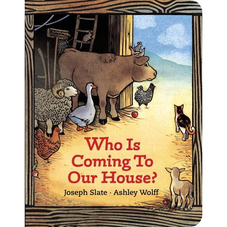Who Is Coming to Our House (Board Book)](Who Is Davy Jones)