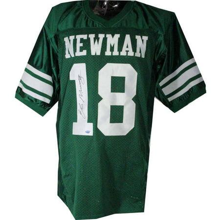 Eli Manning Newman High School Green Jersey (Best High School Football Jerseys)