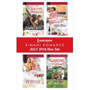 Harlequin Kimani Romance July 2018 Box Set - eBook