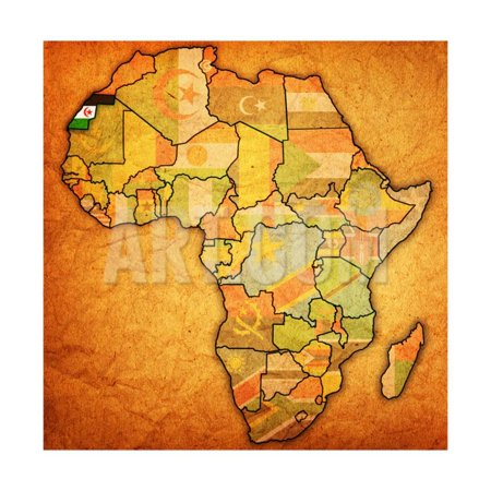 Western Sahara on Actual Map of Africa Print Wall Art By michal812 on map of africa kalahari, map of africa north africa, map of africa ahaggar mountains, map of africa sinai peninsula, map of africa sahel, map of africa nile river, map of africa nubian desert, map of africa mali, map of africa blood diamond, map of africa zambezi, map of africa cape of good hope, map of africa namib desert, map of africa red sea, map of africa horn of africa, map of africa tibesti mountains, map of africa timbuktu, map of africa senegal river, map of africa lakes, map of africa amazon river, map of africa drakensberg mountains,