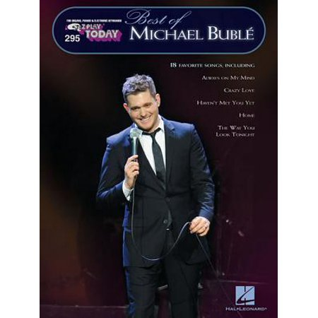 Best of Michael Buble : E-Z Play Today Volume - Ez Play Today Sheet Music