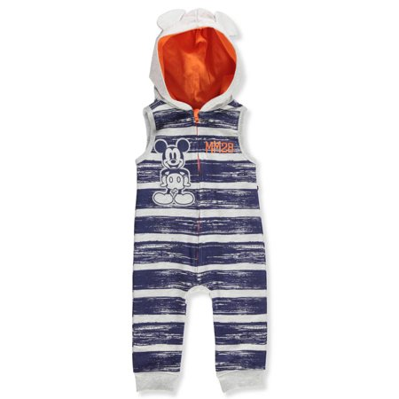 Disney Mickey Mouse Baby Boys' Hooded -