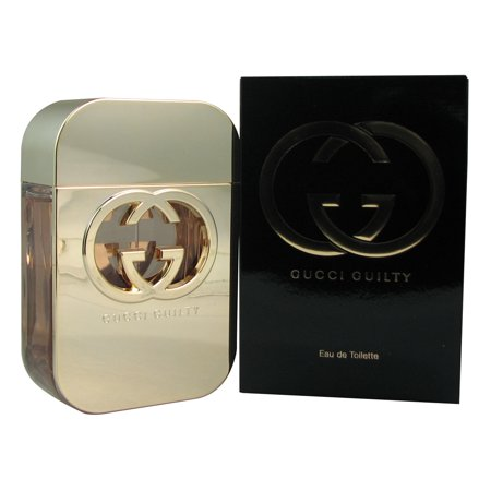 Gucci Guilty For Women 2 5 Oz Edt