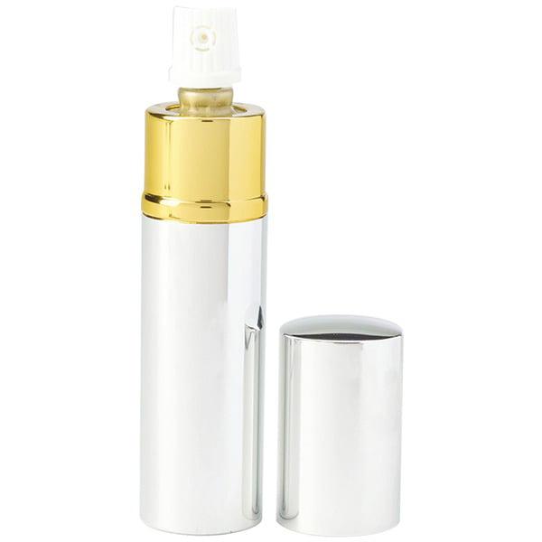 TORNADO RLS092S Lipstick Pepper Spray System (Silver)