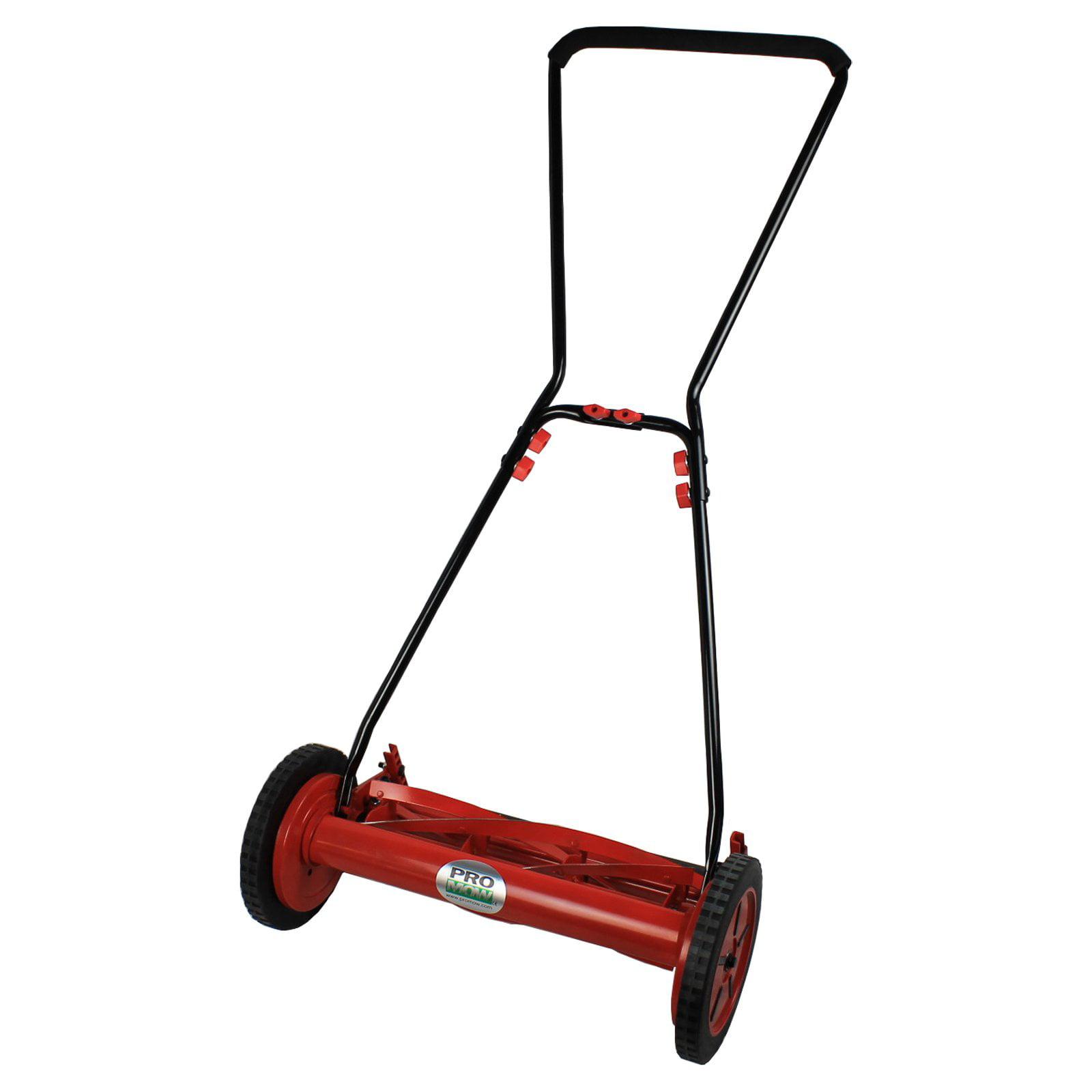 w 18 in. Reel Push Mower