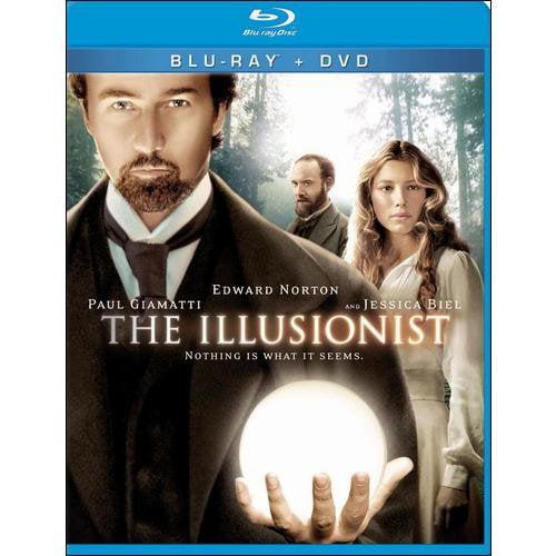 The Illusionist  (Blu-ray + DVD) (Widescreen)