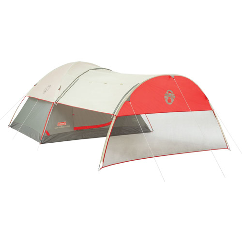 Coleman Cold Springs 4-Person with Front Porch Dome Tent by COLEMAN