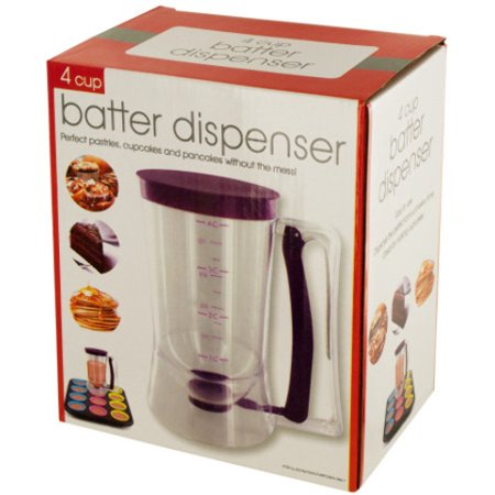 Bulk buys Batter Dispenser with Squeeze Handle