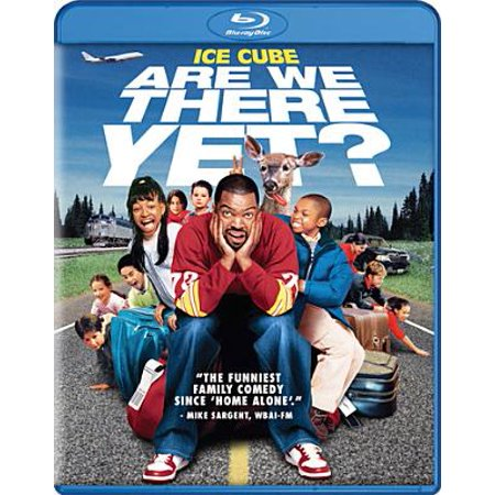 Are We There Yet? (Blu-ray) - There Is There Are Halloween