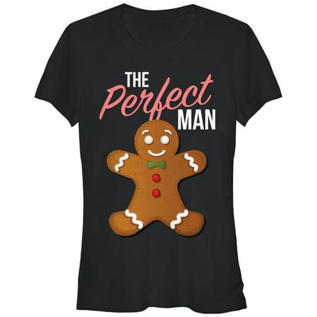 Man Chin (Chin Up Juniors' Christmas Perfect Gingerbread Man)