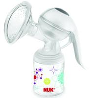 NUK Manual Breast Pump, 1-Pack
