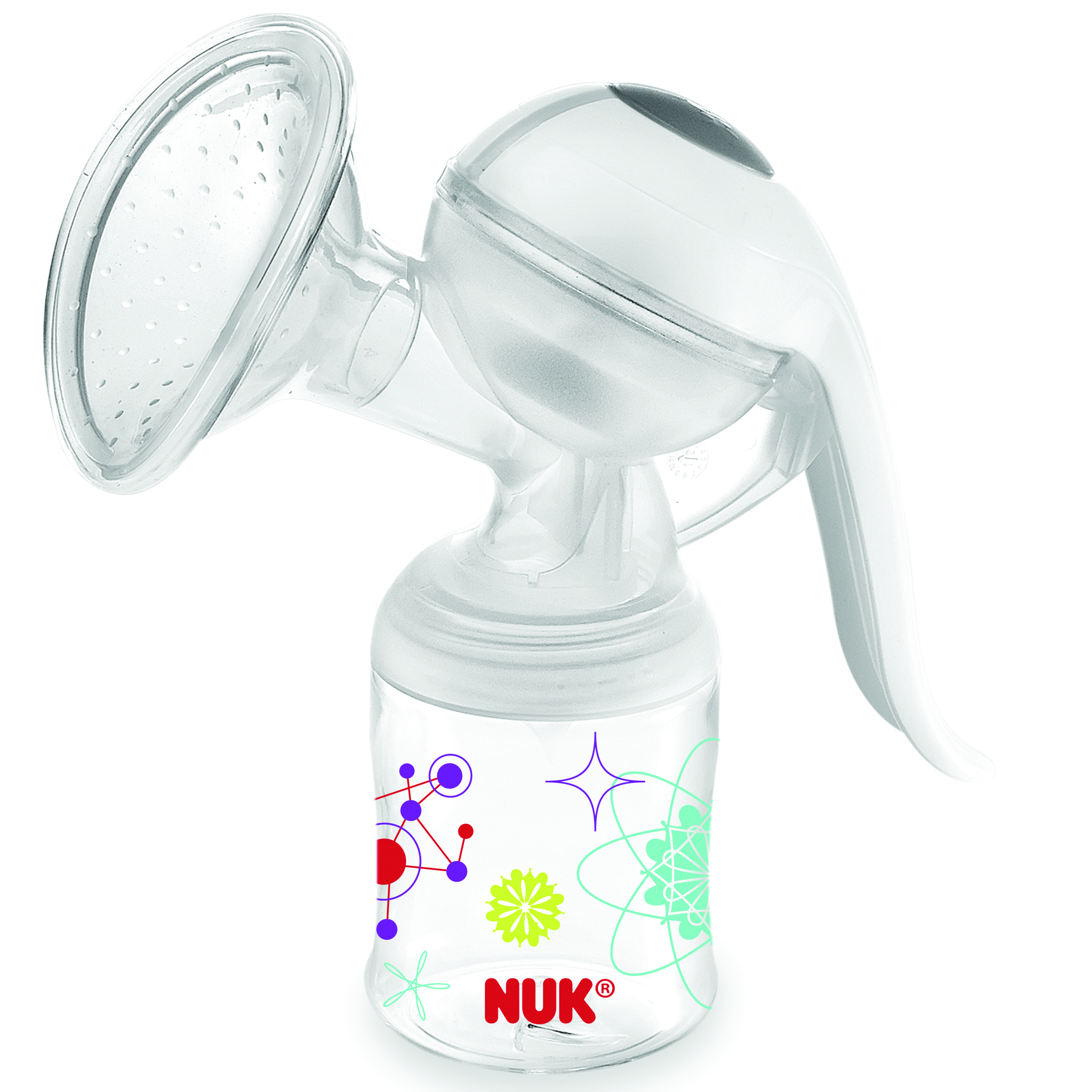NUK Manual Breast Pump, 1.0 CT