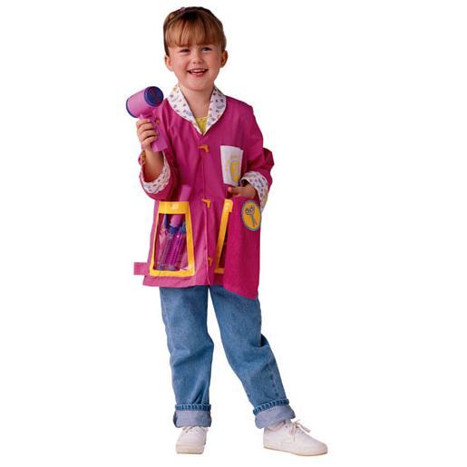 Toddler Hairdresser Dress-Up Costume by