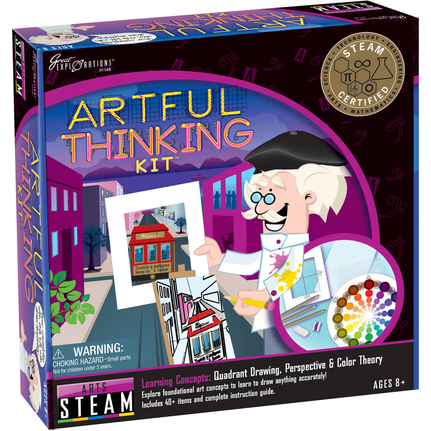 STEAM Learning System, Arts: Artful Thinking Kit