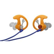 Earpro By Surefire Reusable Ear Plugs,Orange/Blue,24dB,M,PR, EP3-OR-MPR