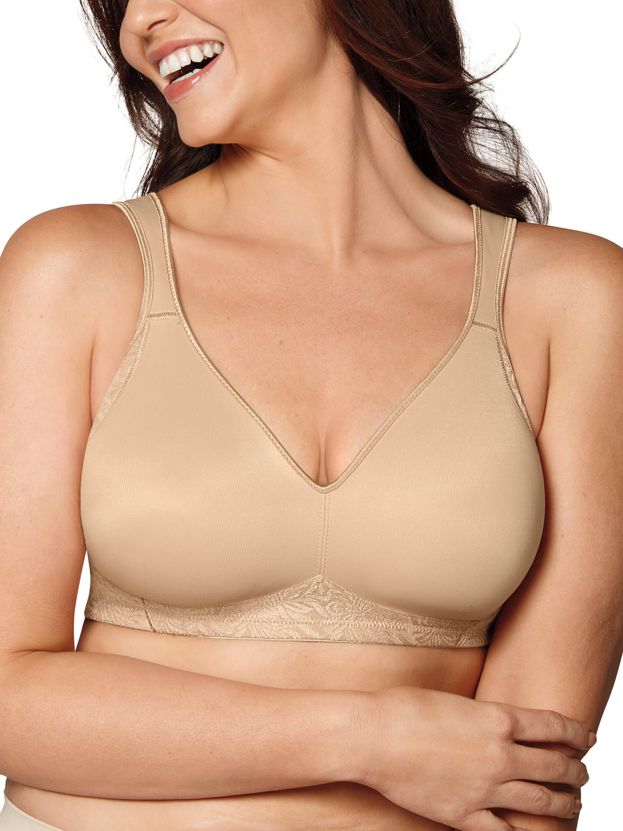 0d2f967d78d79 Playtex - Womens 18 Hour Seamless Smoothing Bra