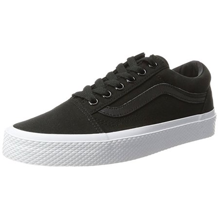 0d7305d2f4 Vans - Vans VN-0A38G1OJS  Unisex Old Skool Waffle Wall Black True White  Skate Shoes (13 D(M) US Men   14.5 B(M) US Women