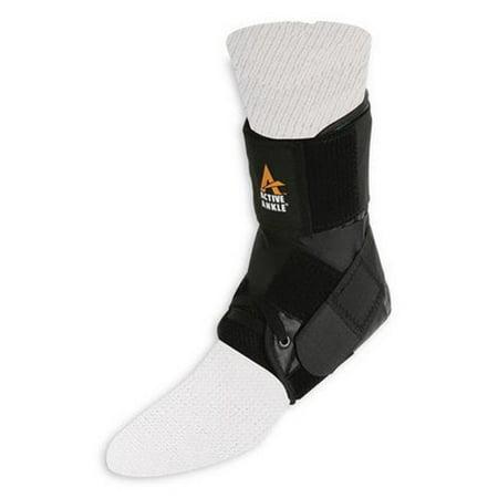 Cramer CRM238BLKLRG Active AS1 Ankle Brace, Black - Large