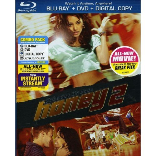 Honey 2 (Blu-ray   DVD) (With INSTAWATCH) (Widescreen)
