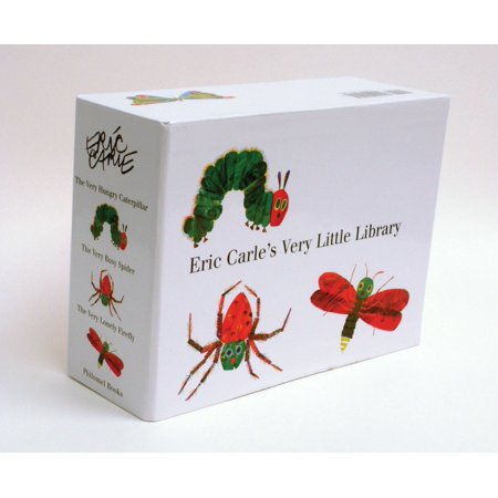 Eric Carle's Very Little Library - Eric Carle Illustrations