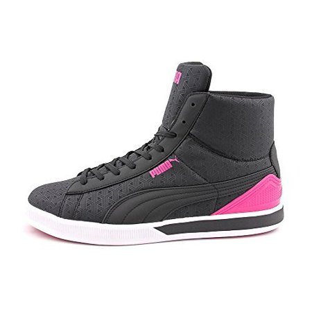 sale retailer 9ee29 41947 Men's Future Suede Mid FIL Black/Beetroot Purple 35610502