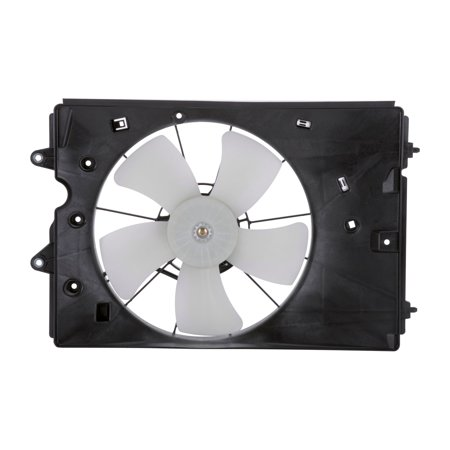 TYC 601230 Engine Cooling Fan Assembly for Honda Pilot, Ridgeline HO3115149 (K2500 Engine Cooling Fan)