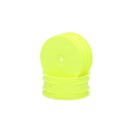 Kyosho Drive Washer - W5201 4WD Front Wheel, Yellow, Made from high quality materials and designed for long lasting performance By Kyosho Ship from US