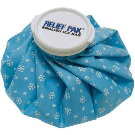"Relief Pak 11"" English Style Ice Bag"