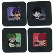 Magi - Coaster Set