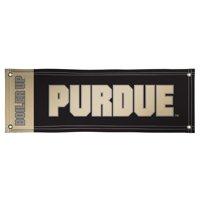 Purdue Boilermakers 2' x 6' Vinyl Banner - No Size