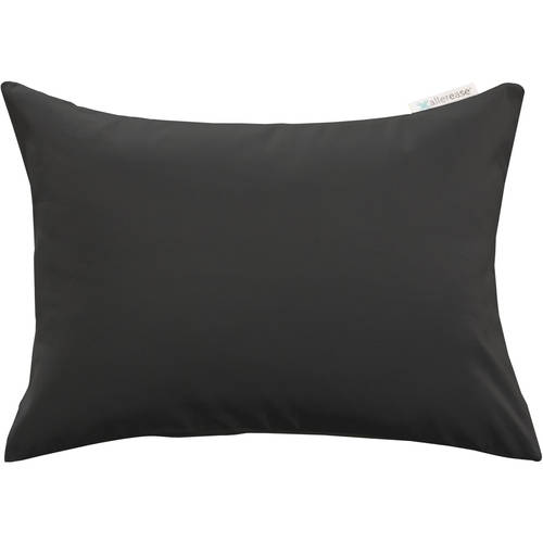 Click here to buy AllerEase Zippered Travel Pillow Protector, 14 in x 20 in by American Textile Company.