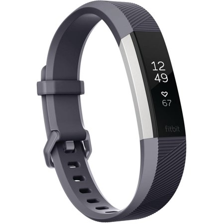 Fitbit Alta HR Heart Rate Wristband - Small (Fitbit Charge 2 Vs Alta Hr Review)