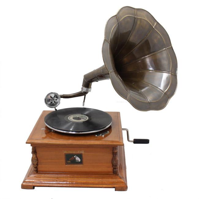 ecWorld Urban Designs Antique Replica RCA Victor Phonogra...
