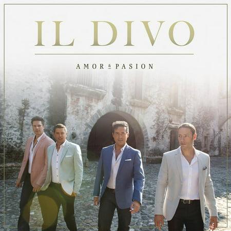 AMOR & PASION (CD)