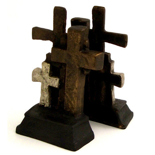Bey-Berk Cross Bookends