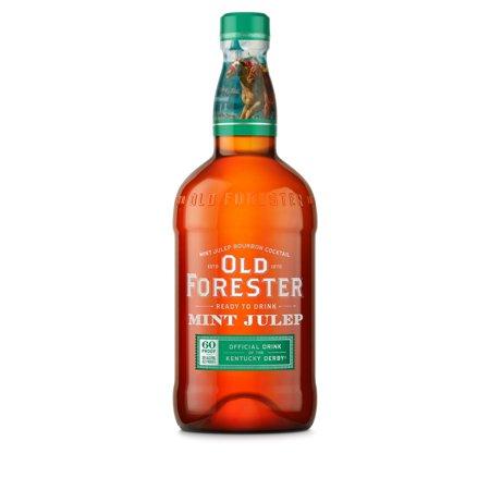 Old Forester Mint Julip Bourbon Cocktail, 1 L