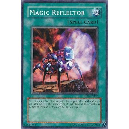 YuGiOh Dark Beginning 2 Magic Reflector - Reflector Board