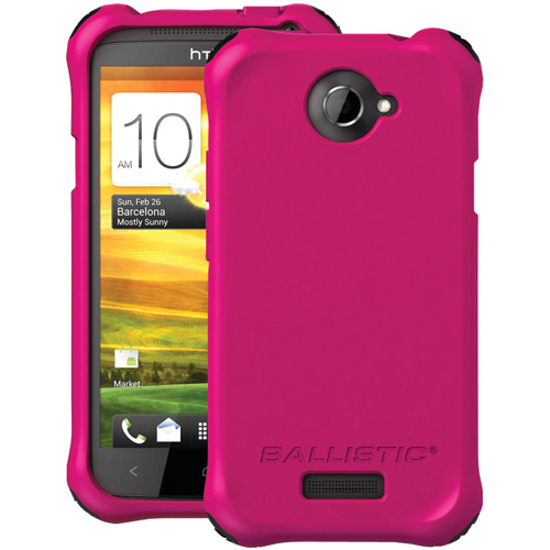 Ballistic LS Smooth Case for HTC One X