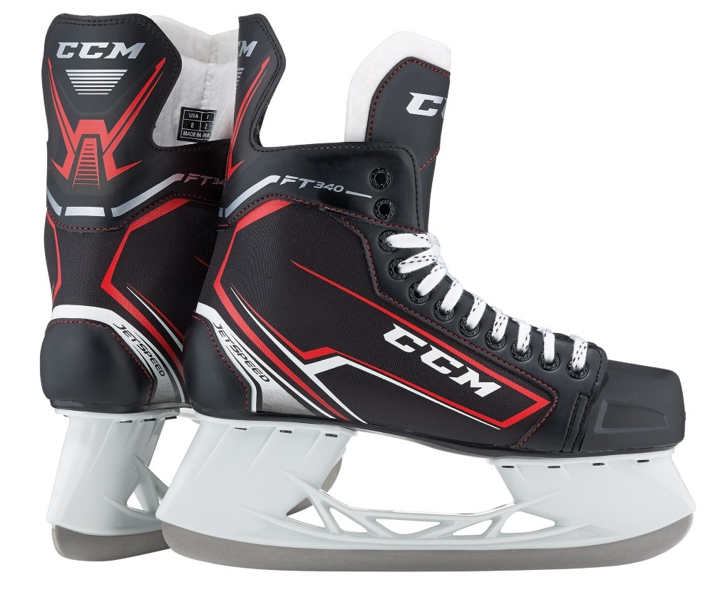 Ccm Jetspeed Ft340 Junior Ice Hockey Skates ( SK340J-JR ) by CCM