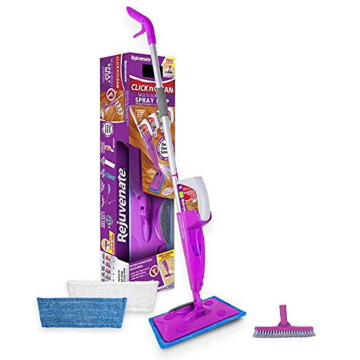 Rejuvenate Click N Clean Multi Surface Spray Mop Kit