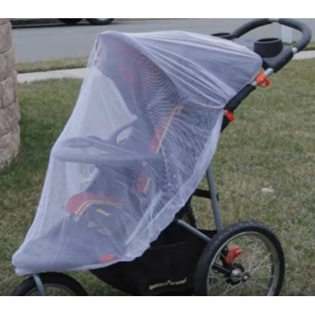 Jeep H.I.S. Insect, Bug Netting For Children?s Single Jogger
