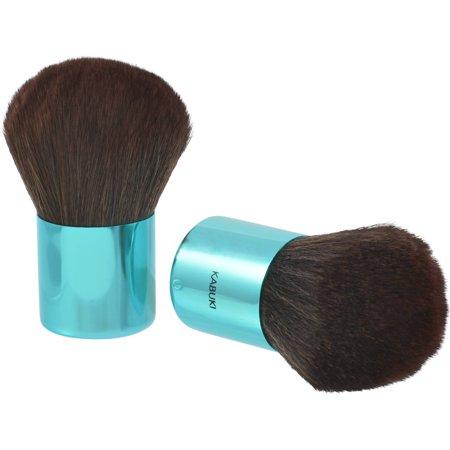 Essential Tools Travel Beauty On-the Go Kabuki Makeup Brush Health ...