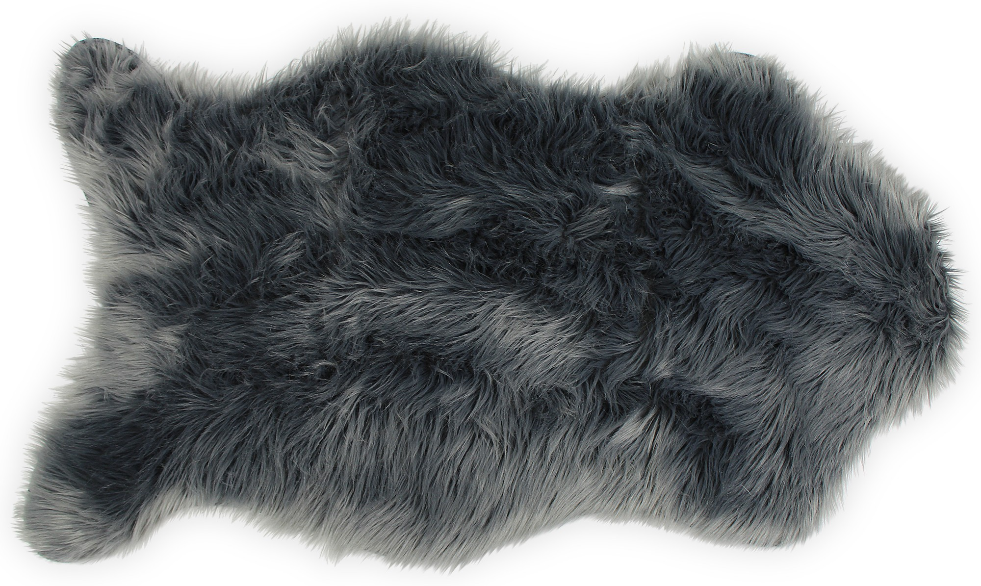 Nouvelle Legende® Faux Fur Sheepskin Premium Rug Single (23 In. X 40 In