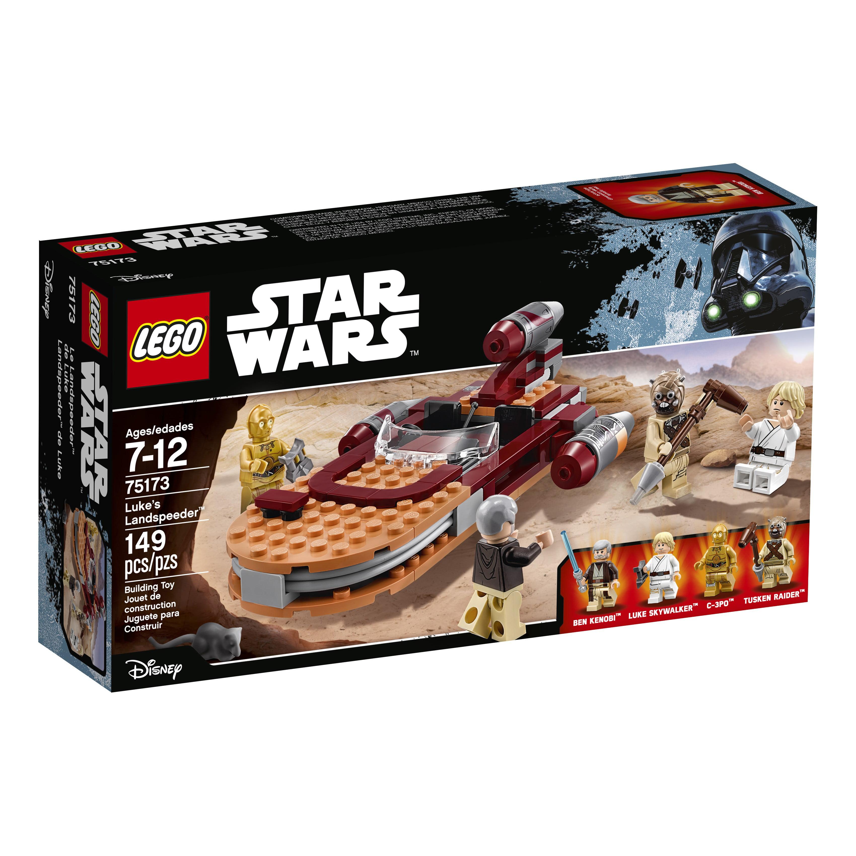 LEGO Star Wars Luke's Landspeeder 75173
