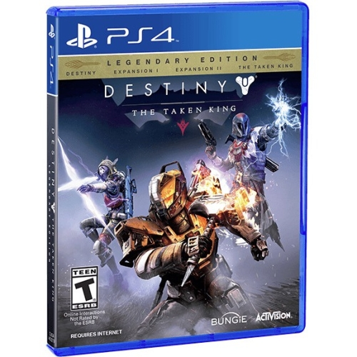 Destiny: The Taken King Legendary Edition (Playstation 4) by Activision