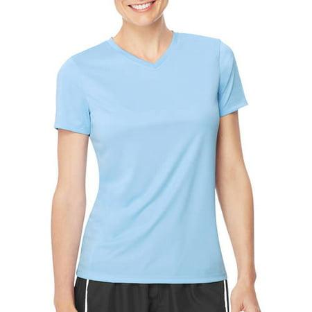 Sport Women's Cool DRI Performance V-neck T-Shirt (50+ UPF)