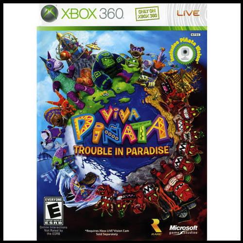 Viva Pinata 2 (xbox 360) - Pre-owned