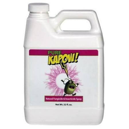 Cholesterol Control Plant - Pure Nutrients 746400 Kapow Plant Pest Control Product, 1 Quart