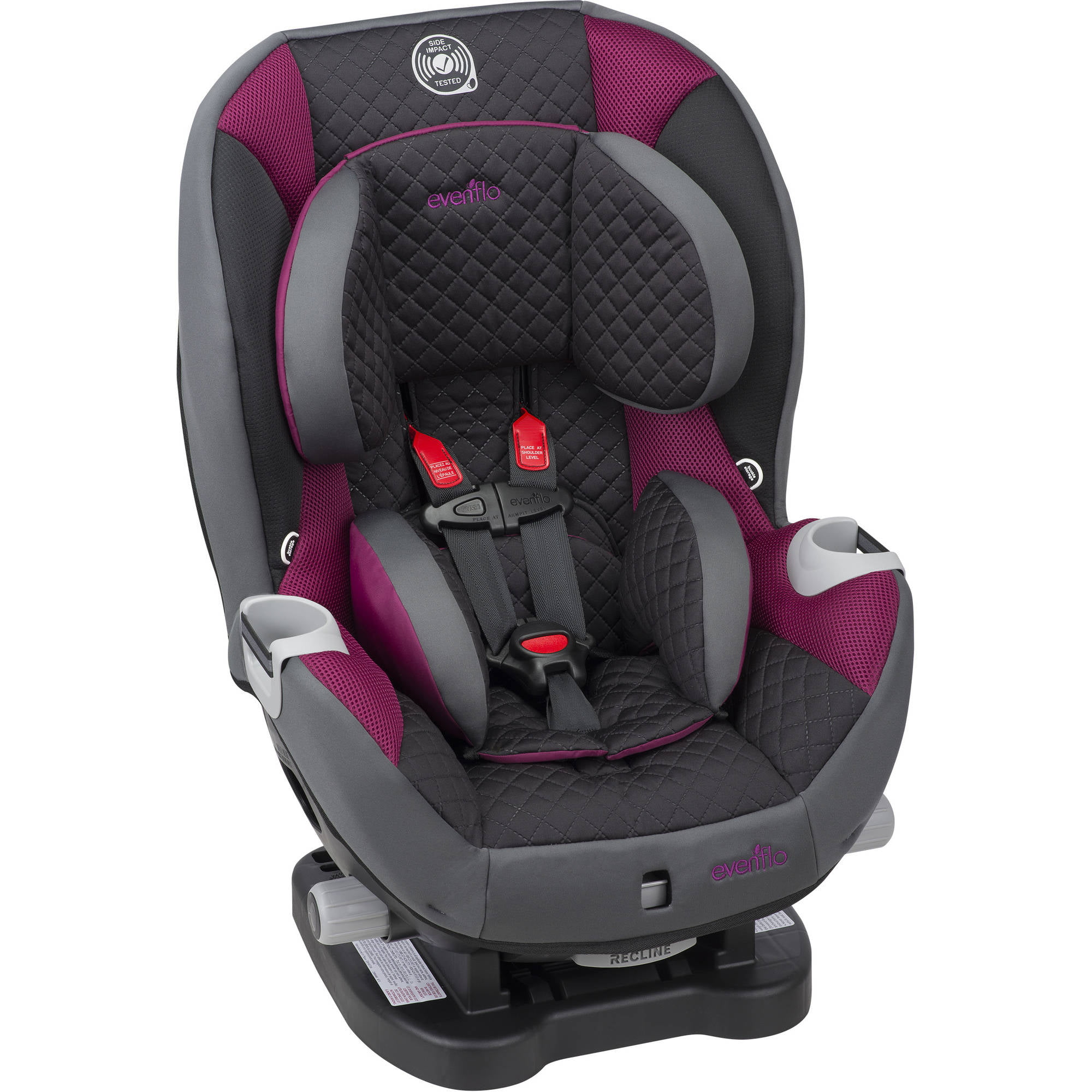 Evenflo Triumph Lx Convertible Car Seat Ratings